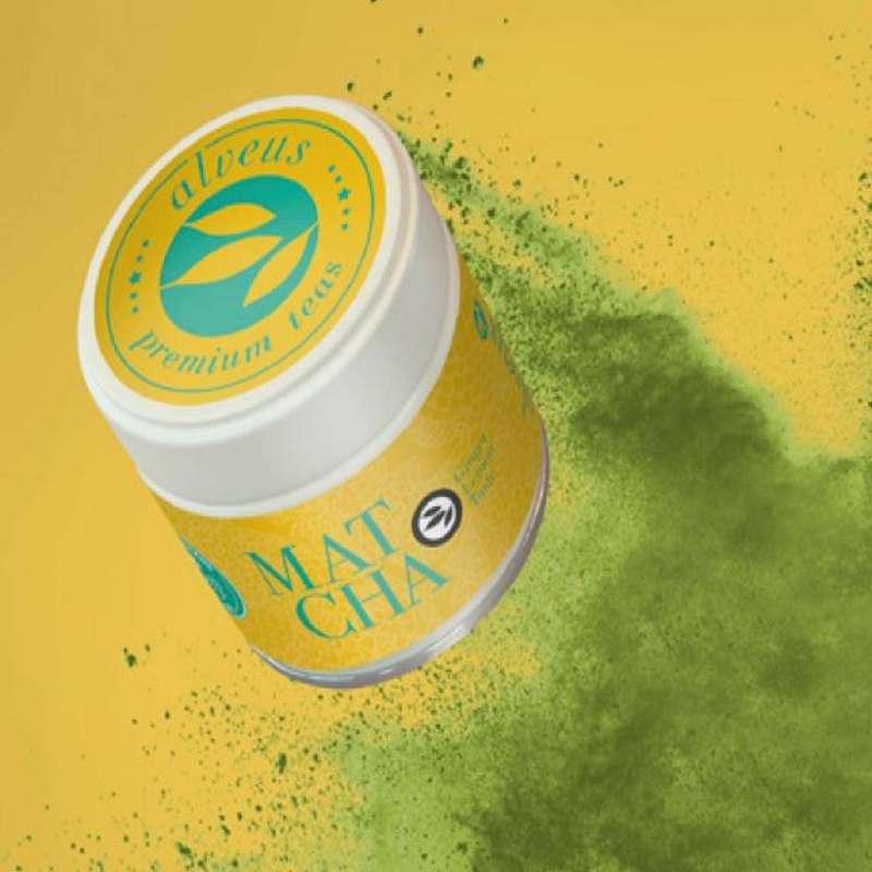 Thé vert Matcha Ginger Lemon Taste
