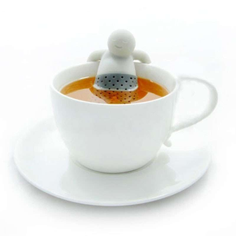 Mr Tea infuseur  thé en silicone