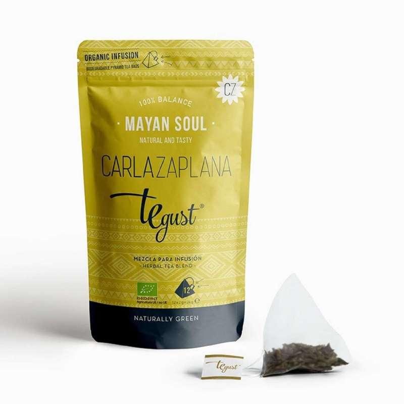 Tisane cacao épicée Bio - 12 Sachets pyramides