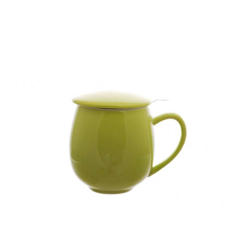 Mug à thé avec filtre
