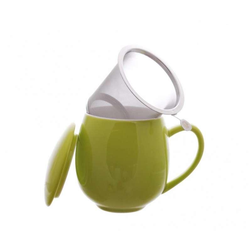 Tasse à thé avec filtre