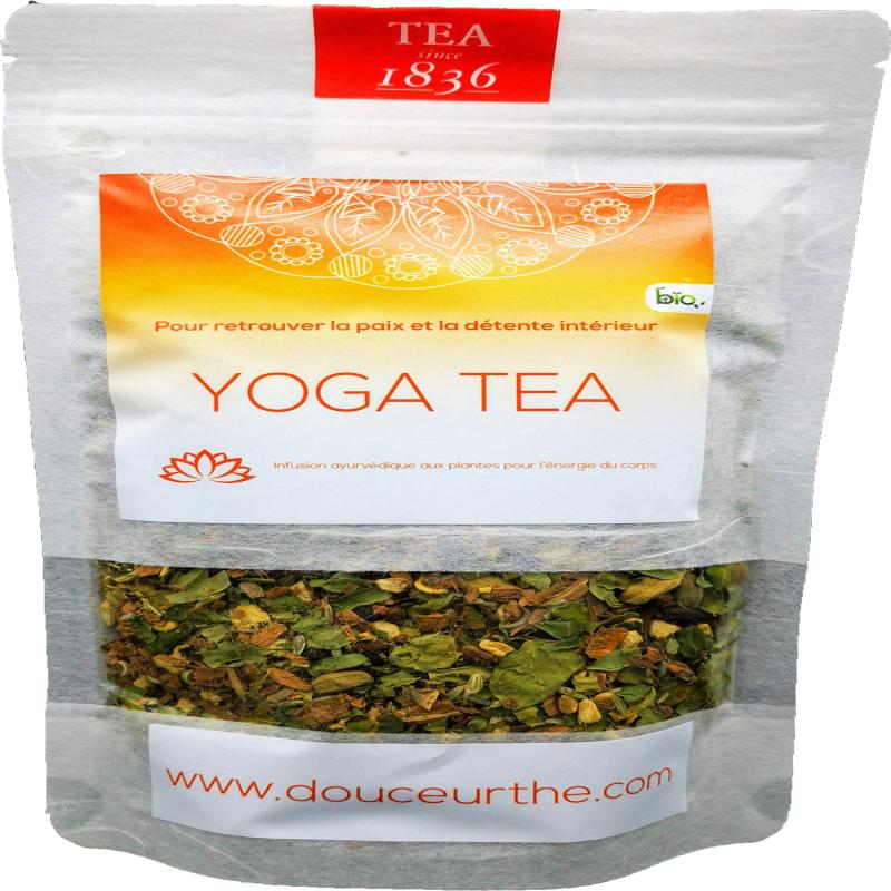 Tisane ayurvédique Bio Yoga tea 125g