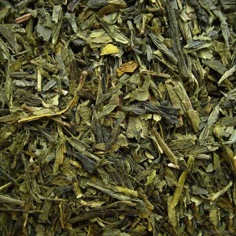 vente de thé vert nature Sencha