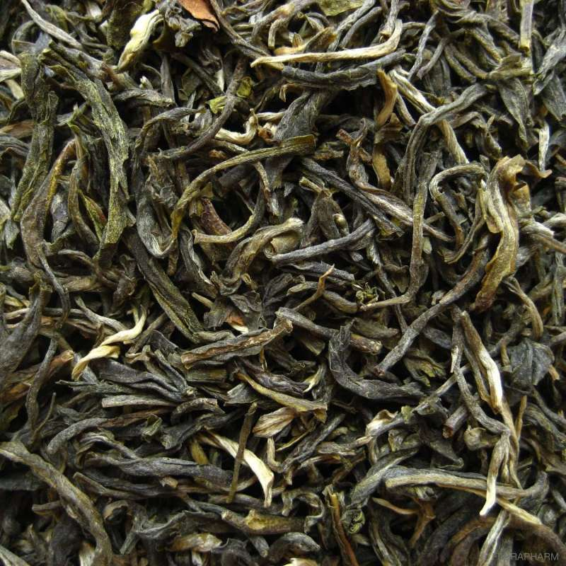 vente de thé vert en ligne nature Yunnan Chine