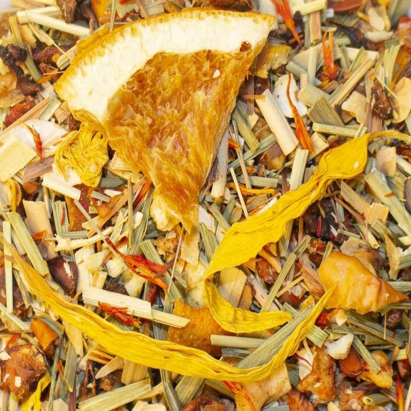 Vente de thé en ligne Infusion fruitée Babeurre citron recette crémeuse