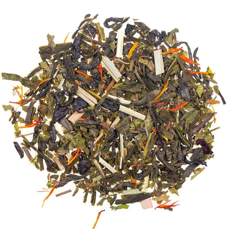 Vente de thé vert menthe glaciale en ligne