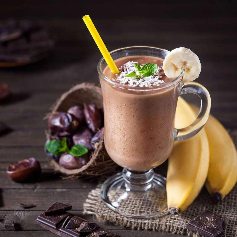 Cacao Bio Banana Panda cerise-banane