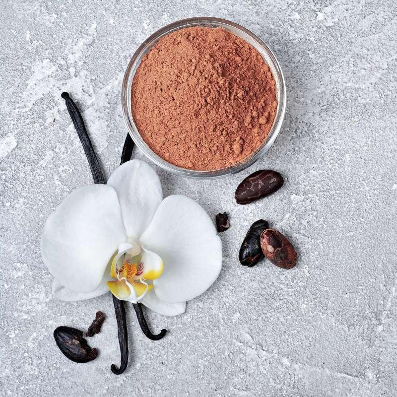 Vente de cacao en ligne bio vanille