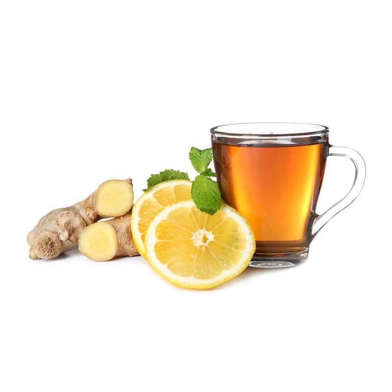 Vente de thé noir gingembre citron en ligne