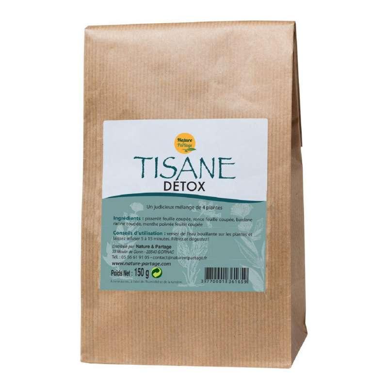 tisane détoxifiante detox cure hiver boostante fortifiante