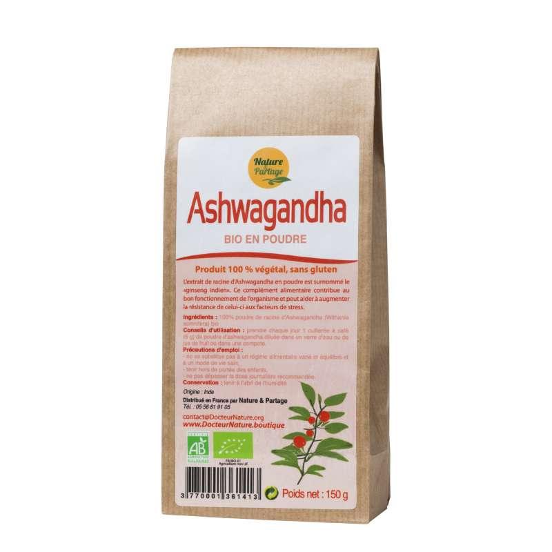 Ashwagandha Bio anti-stress