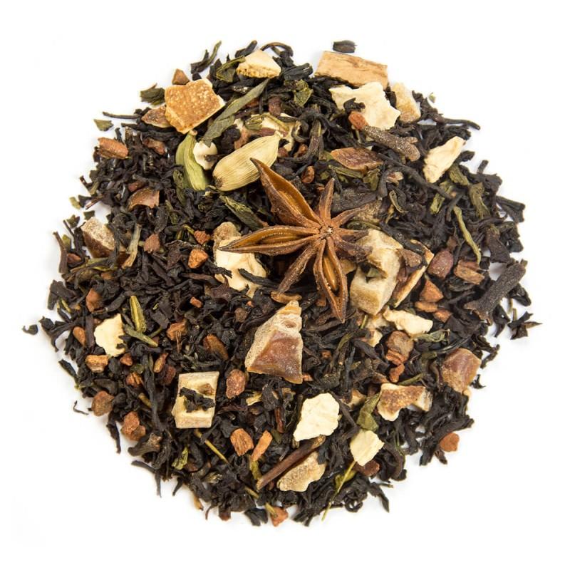 thé épicé -épice thé chai - le tchai aux épices