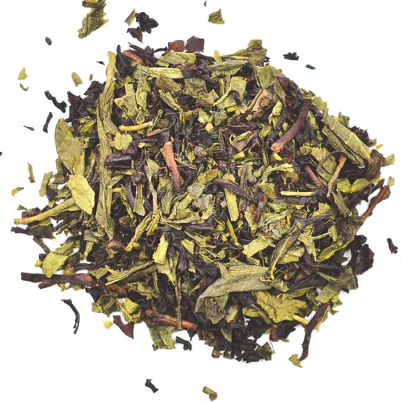 Thé noir fruits rouges - vanille intimithe