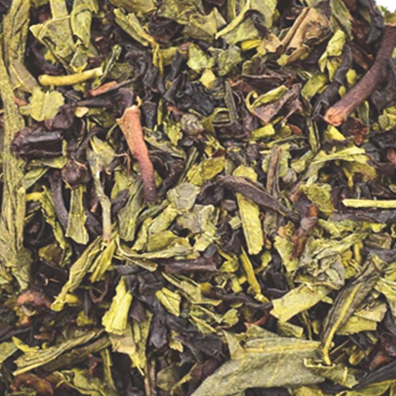Thé noir fruits rouges - thé noir vanille - thé vanille - thé fruits rouges