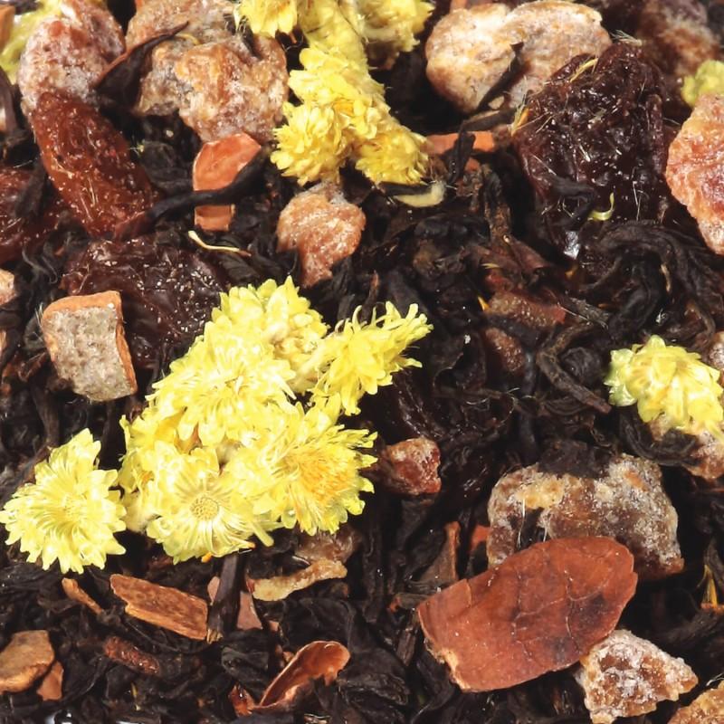 Thé noir datte-figue-citron