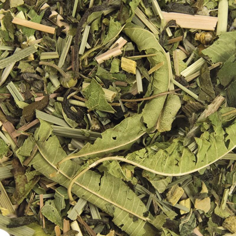 Thé vert Citron-Moringa-Ortie