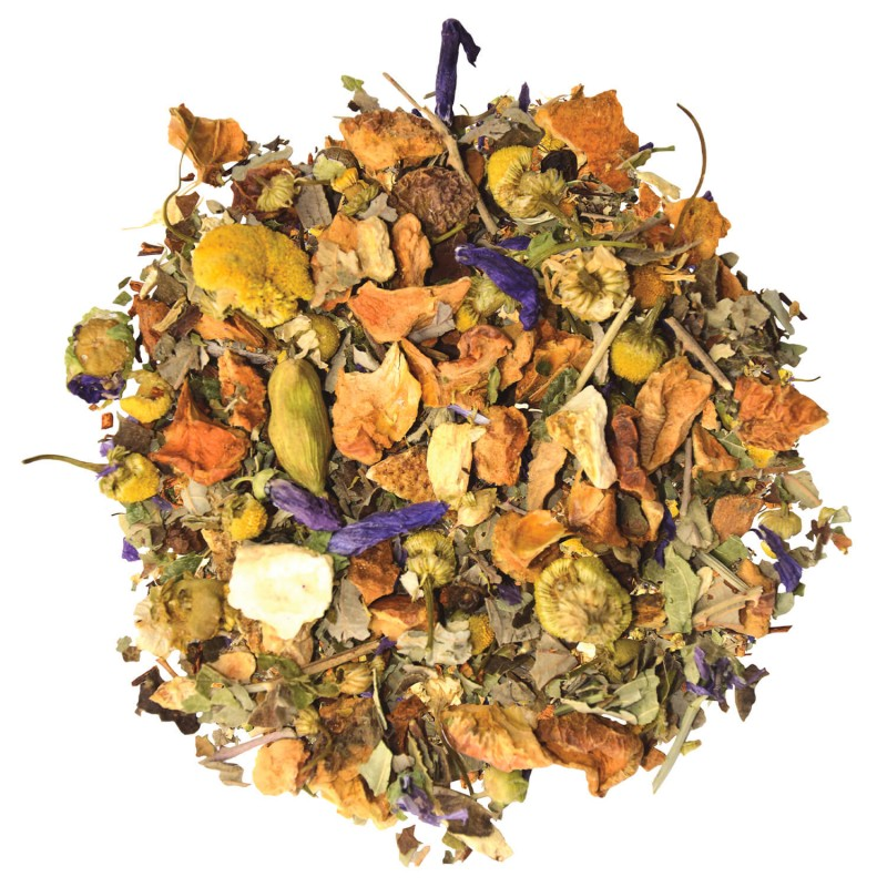 Rooibos Pomme-Cannelle-Gingembre