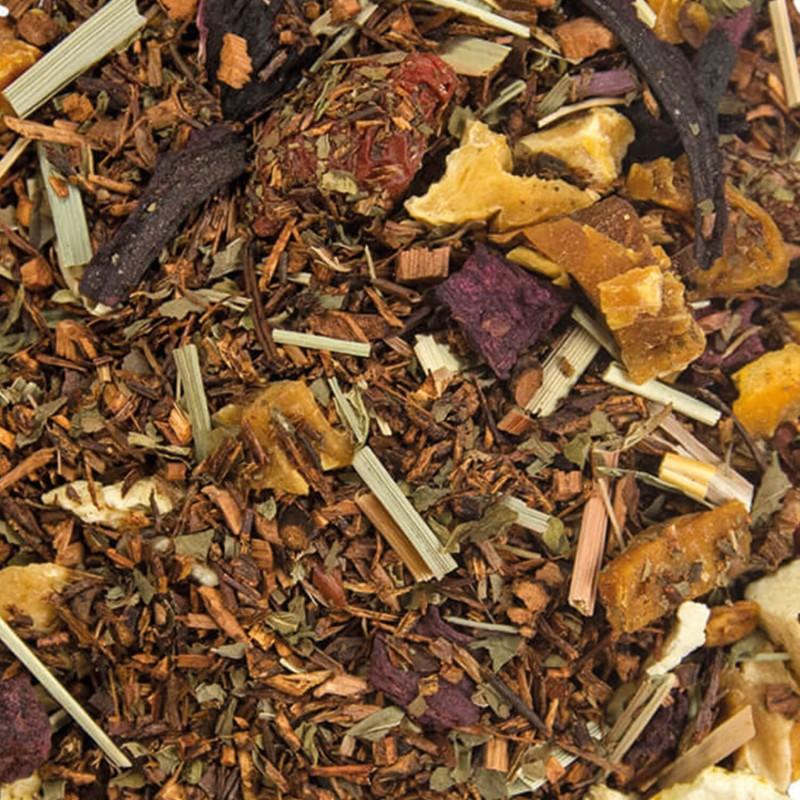 Rooibos Mangue-Papaye - thé sans théine