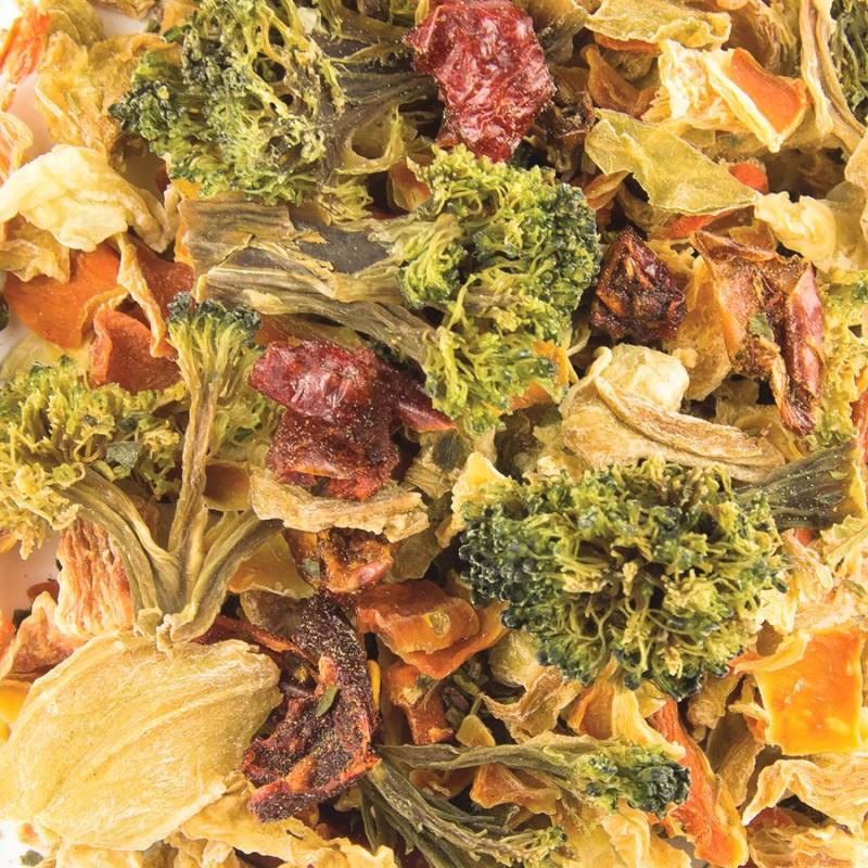 Potage légumes bio pomme et citrouille