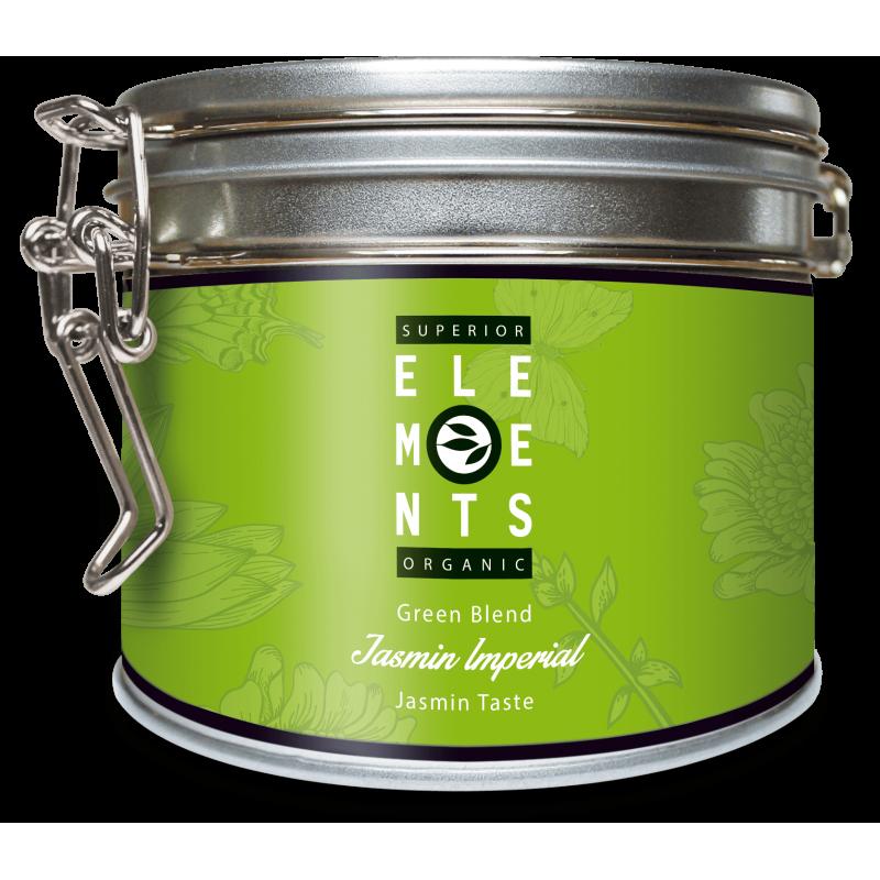 Thé vert jasmin impérial Bio