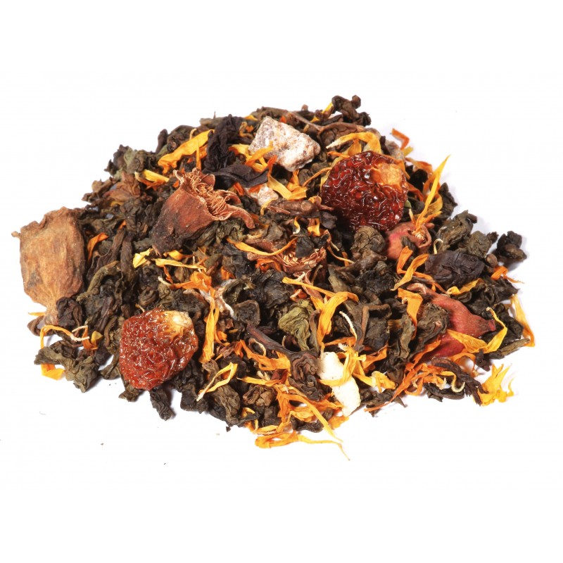 Thé Oolong figue