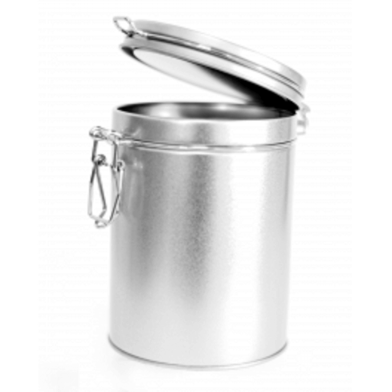 Boite à thé métal hermétique