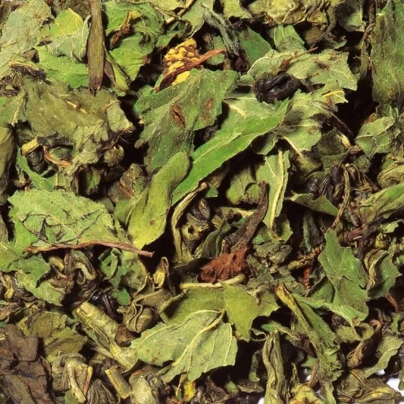 Thé vert Menthe Poivrée Bio Marrakesh