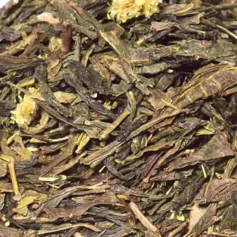 Thé vert Mangue
