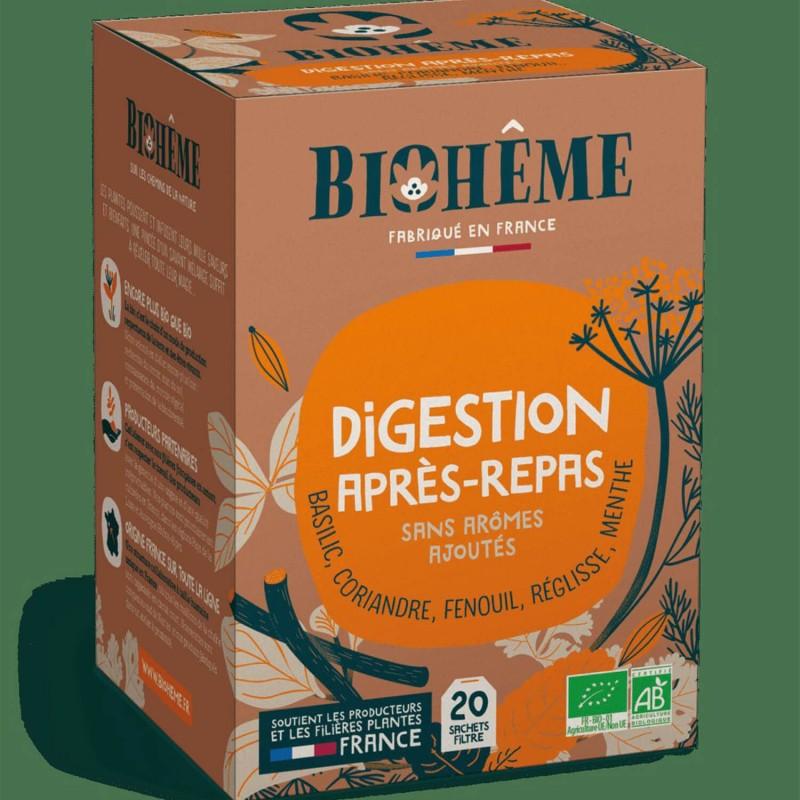 Tisane Digestion Bio