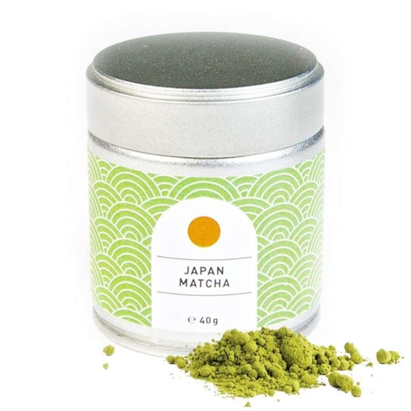 Thé vert Matcha Japan BIO