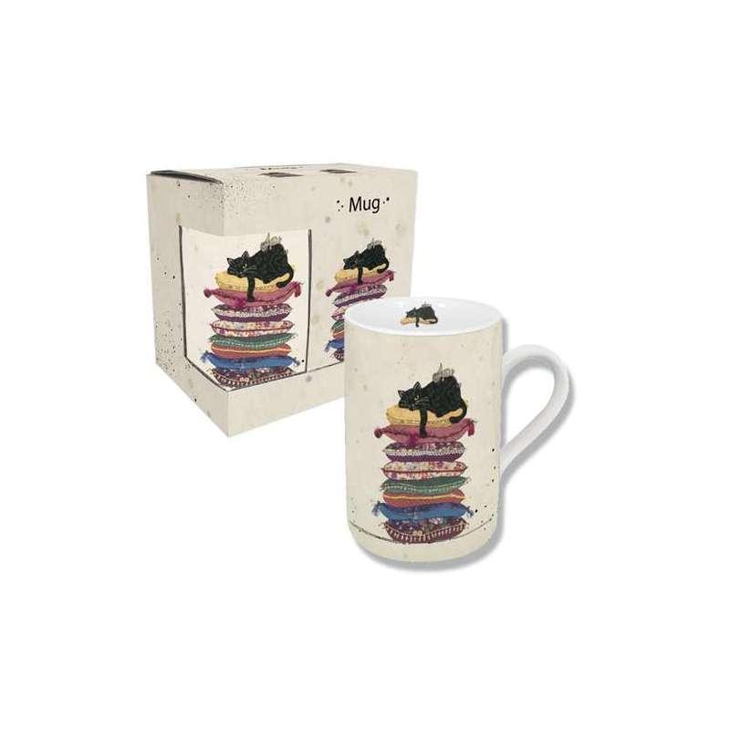 Mug porcelaine Chats by Bug Art 25 cl