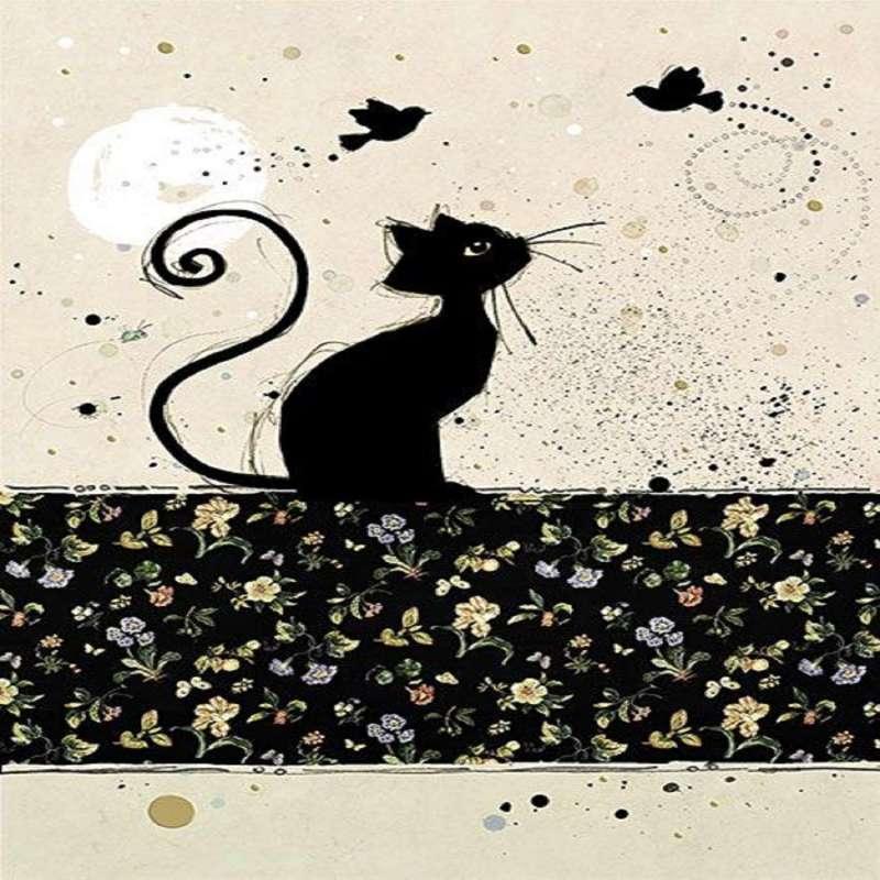 Mug porcelaine Chat by Bug Art 25 cl
